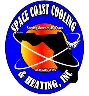 Space Coast Cooling & Heating Inc's Logo